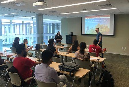 BSO workshop slider