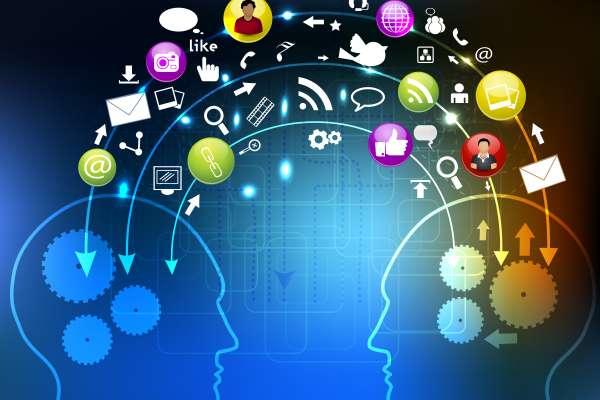 social-networking illustration